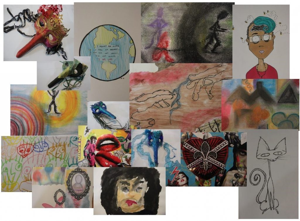 Art Therapy - Futures In Mind